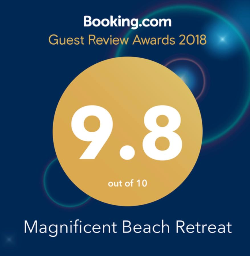 Magnificent Beach Retreat - Accommodation Bookings
