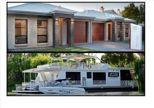 Renmark River Villas and Boats  Bedzzz - Accommodation Bookings