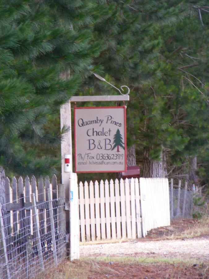Quamby Pines Chalet - Accommodation Bookings