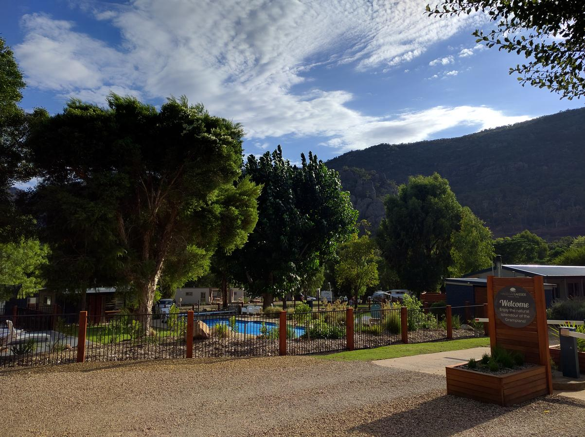 Halls Gap Lakeside Tourist Park - Accommodation Bookings