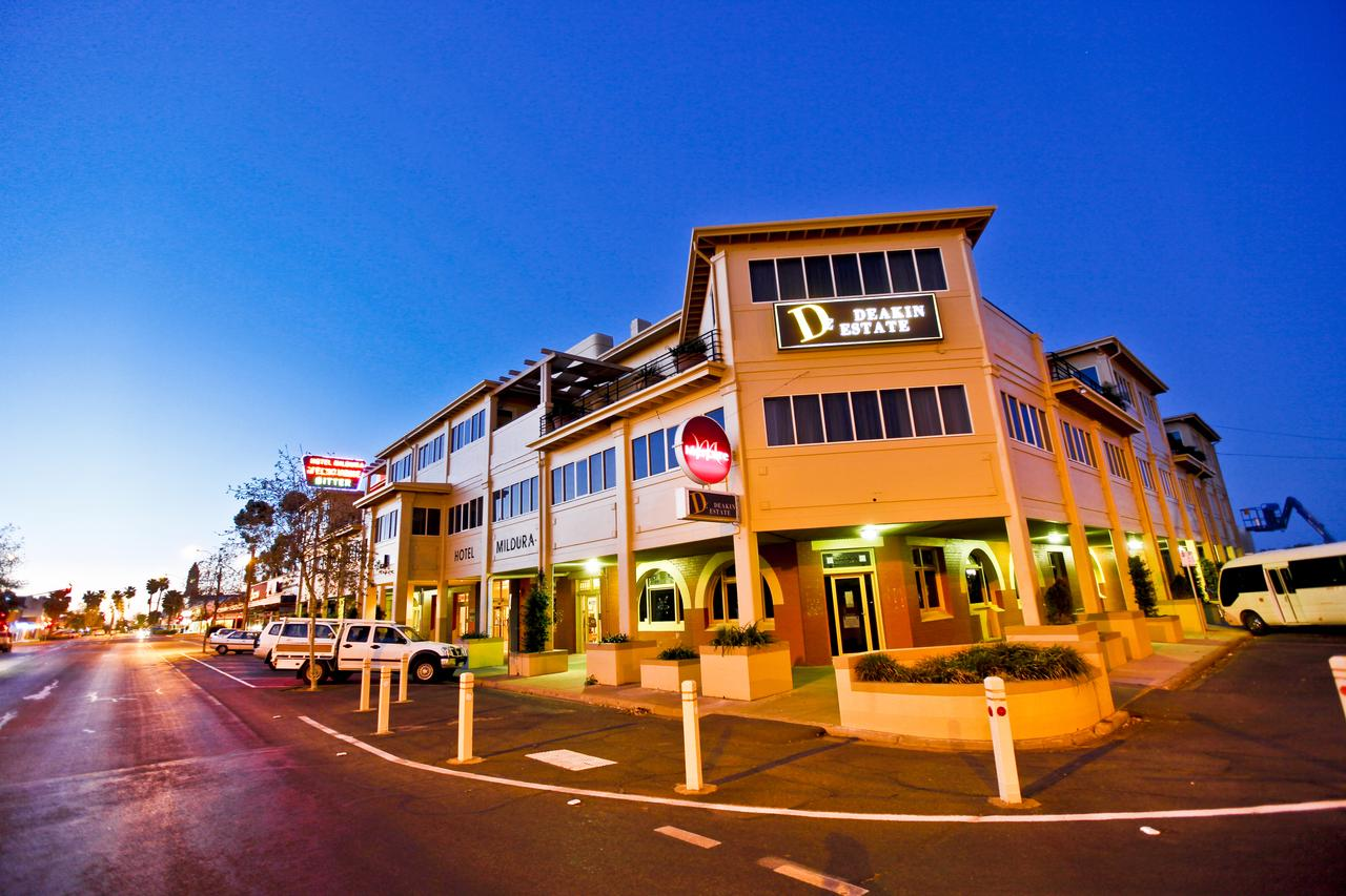 Mercure Hotel Mildura - Accommodation Bookings