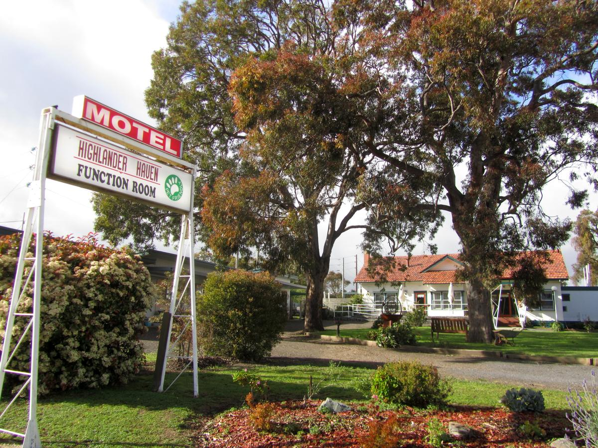 Highlander Haven Motel - Accommodation Bookings