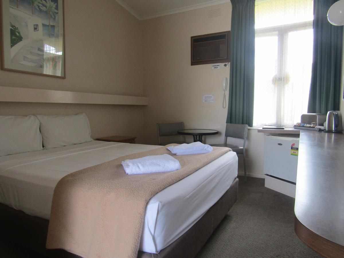 Twin City Motor Inn - Accommodation Bookings