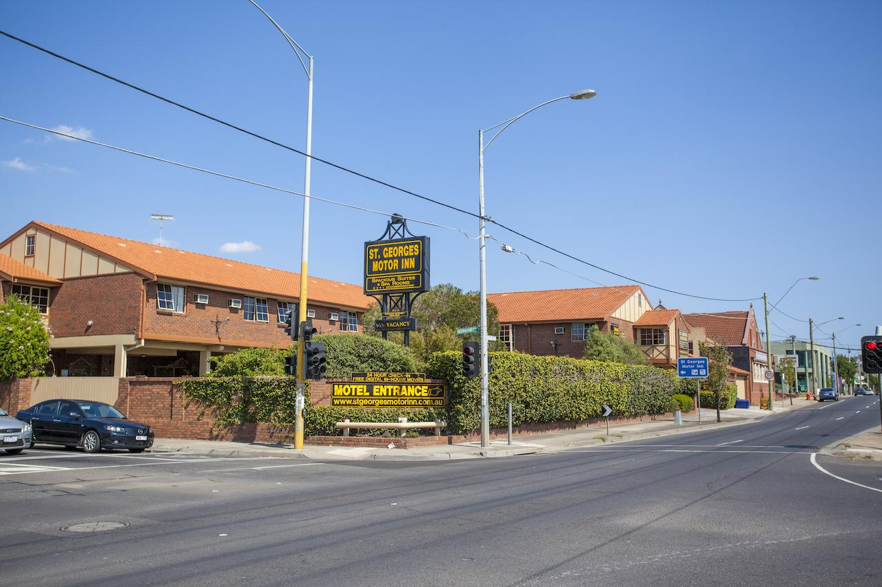 St Georges Motor Inn - Accommodation Bookings