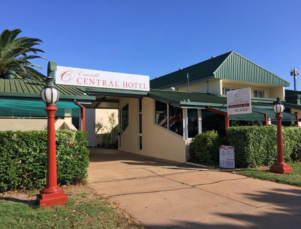 Emerald Central Hotel - Accommodation Bookings