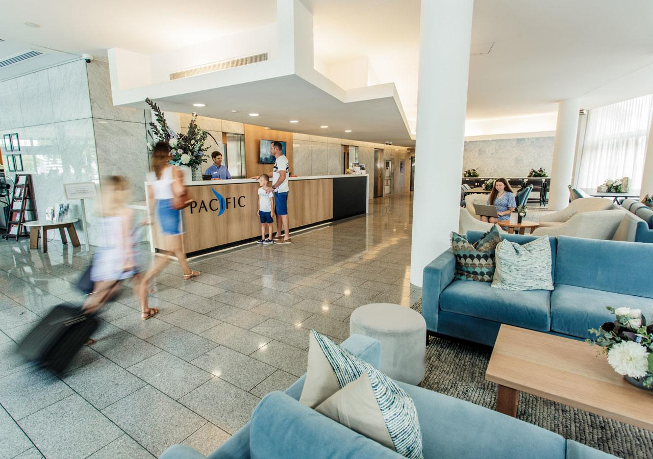 Pacific Hotel Brisbane - Accommodation Bookings
