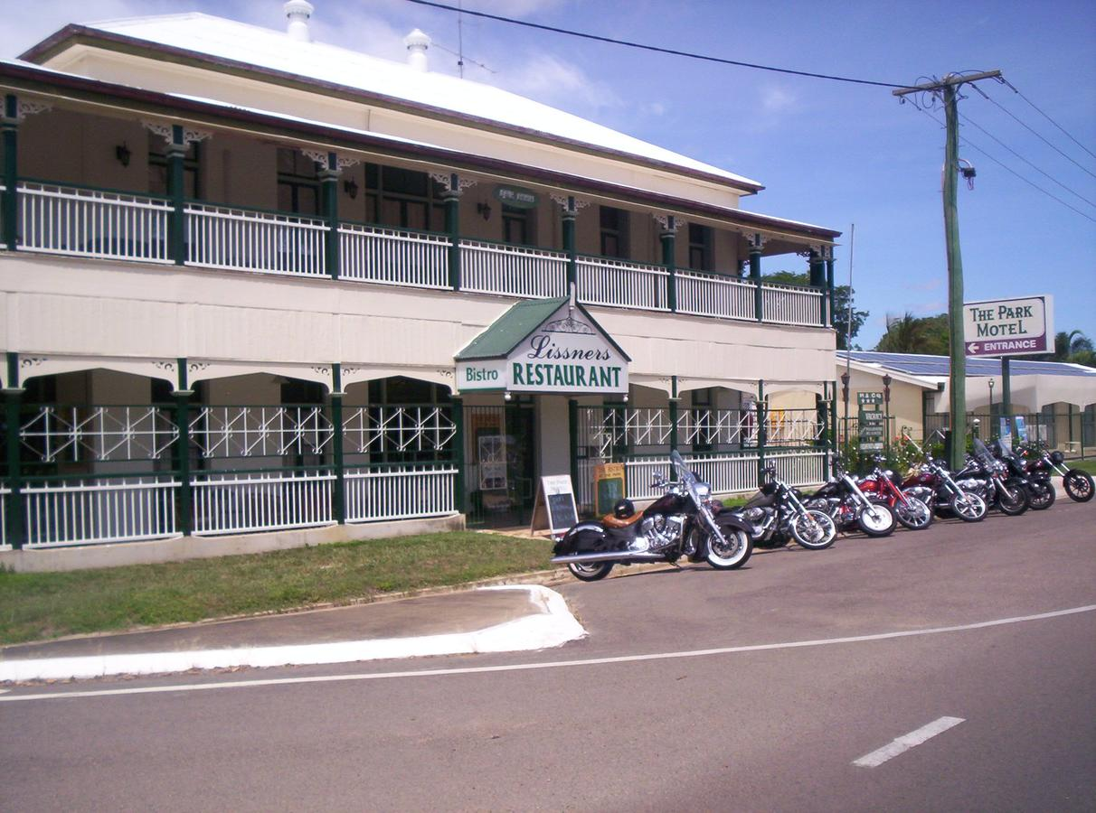 The Park Motel - Accommodation Bookings
