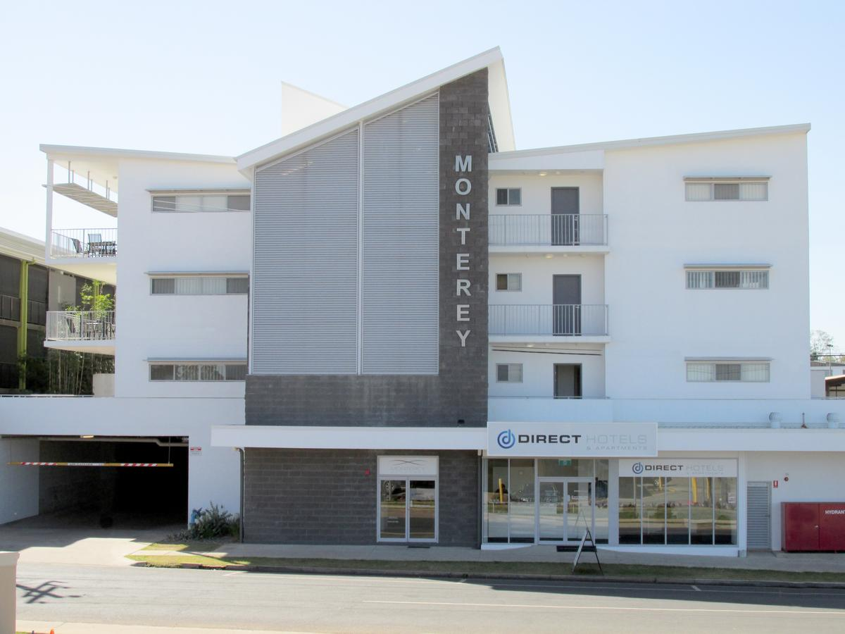 Direct Hotels - Monterey Moranbah - Accommodation Bookings