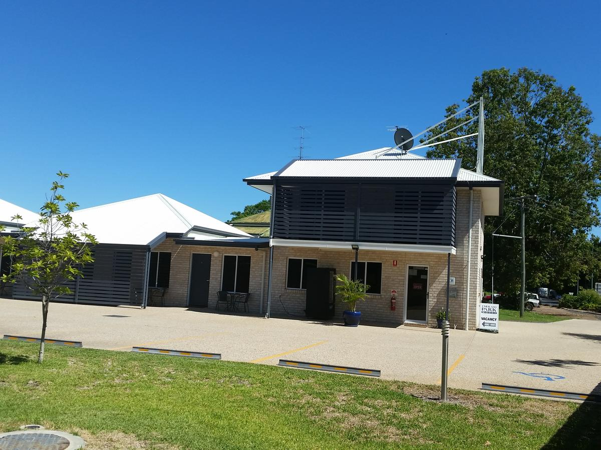 Emerald Park Motel - Accommodation Bookings