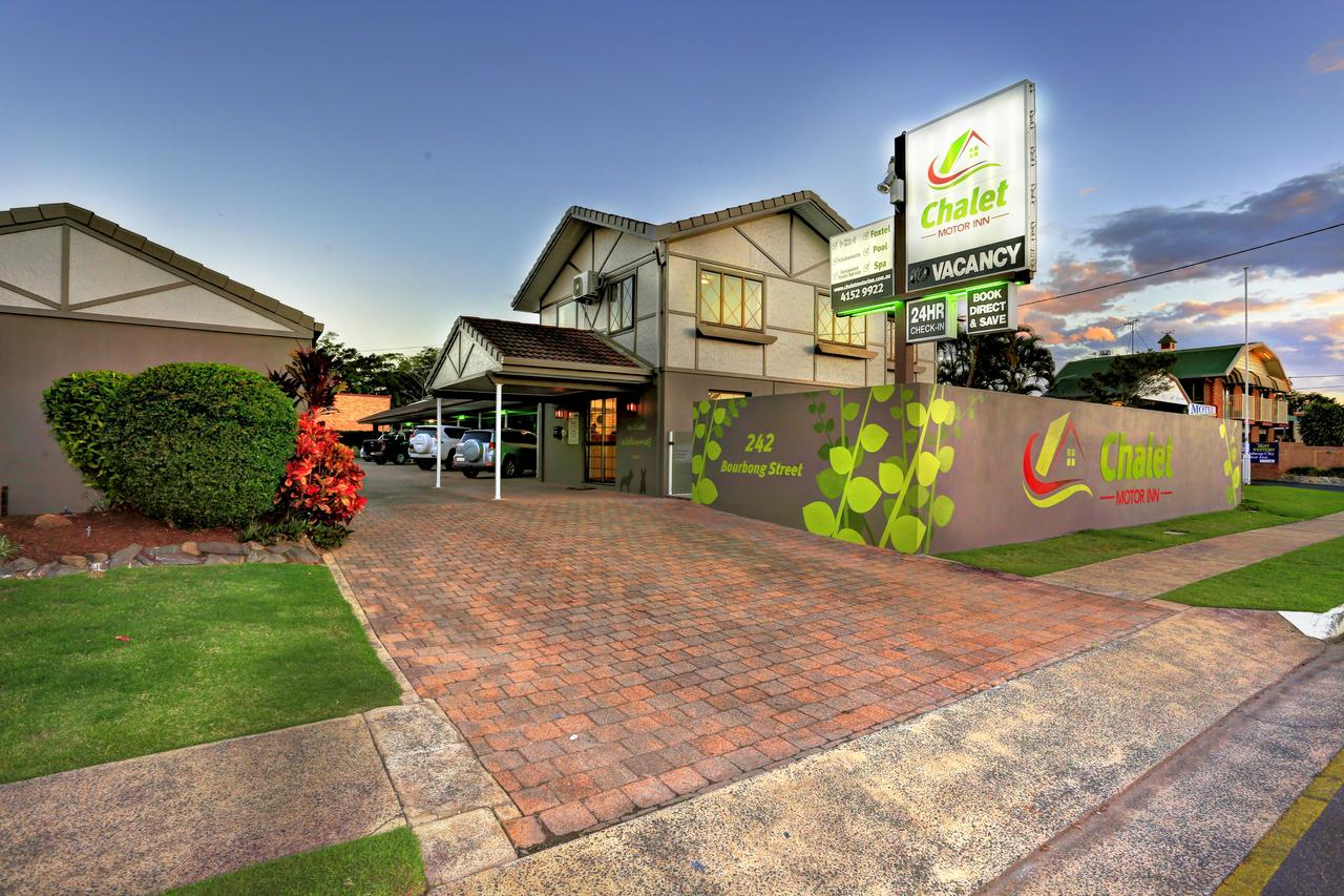 Chalet Motor Inn - Accommodation Bookings