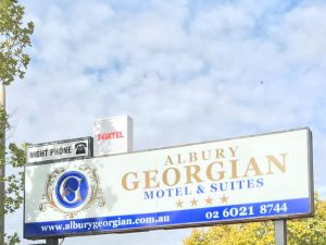 Albury Georgian Motel  Suites - Accommodation Bookings