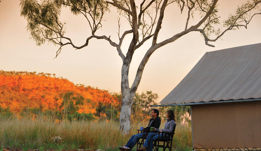 Bell Gorge Wilderness Lodge - Accommodation Bookings